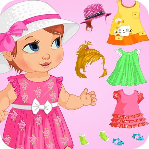 Little Baby Dress up