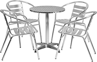 Best aluminum restaurant chairs and tables Reviews
