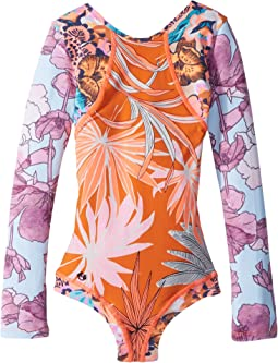 Surfie Surfer One-Piece (Toddler/Little Kids/Big Kids)