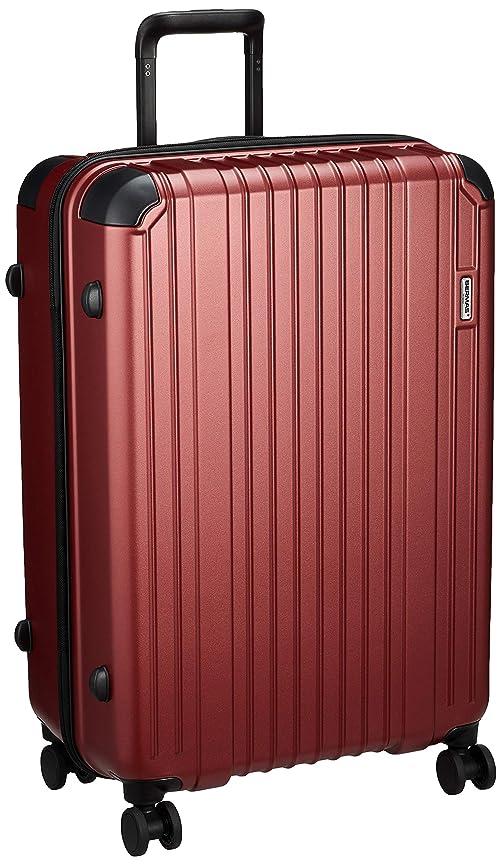 感情のバランスのとれたタフ[バーマス] スーツケース ジッパー ヘリテージ 4輪 60492 保証付 91L 68 cm 4.4kg