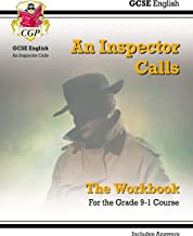 New Grade 9-1 GCSE English - An Inspector Calls Workbook (includes Answers) (CGP GCSE English 9-1 Revision)