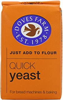 comprar comparacion Doves Farm Quick Yeast 125g