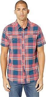 [コロンビア] メンズ シャツ Leadville Ridge Yarn-Dye Short Sleeve To [並行輸入品]