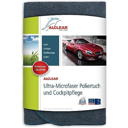 Alclear A257343 Mikrofaser Auto Cockpittuch Cockpitpflege Perfekte Innenreinigung Autopflege Und Politur Auto