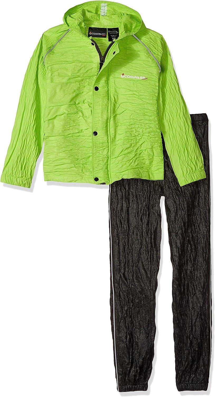 Compass VT13332-1054-LG Visitek T50 Youth Gr Black HV Elegant Super beauty product restock quality top Suit Rain