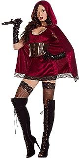 Starline Red Riding Hood Velvet Lace Women's Costume