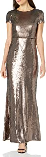 Women's Sequin Mermaid Gown