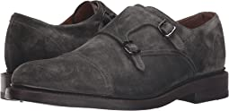 Charcoal Oiled Suede
