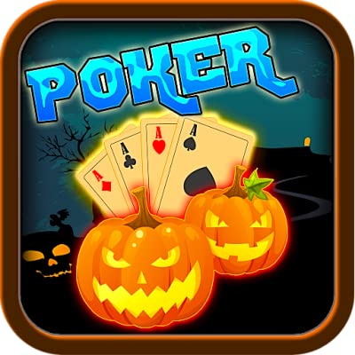 Halloween Hotel Poker Free Cards Game Deluxe HD Scary Poker Game Free Casino Games for Tablets New 2015 Poker Game Free for Kindle