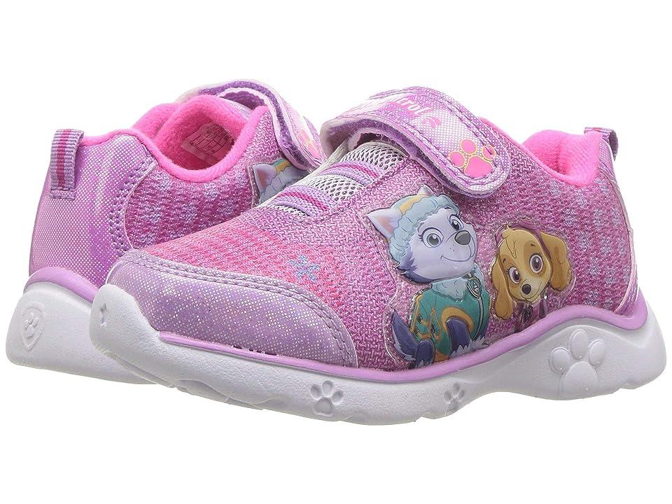 Josmo Kids Paw Patrol Sneaker (Toddler/Little Kid) (Hot Pink 1) Girls Shoes