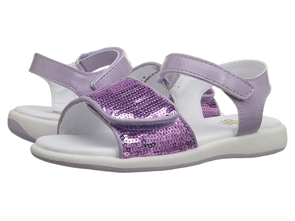W6YZ Susie (Toddler/Little Kid) (Purple) Girls Shoes