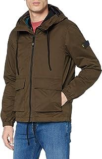 Scotch & Soda Men's Sporty Jacket with Inner Gilet 159551