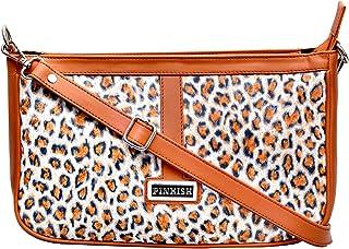 Pinkish Premium PU Leather Women's Handbag PK-Daily-031 B4 Brown