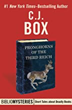 Pronghorns of the Third Reich (Bibliomysteries Book 3)