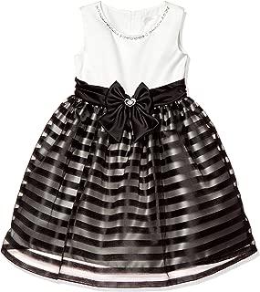 [马赛威斯] 无袖派对裙 女孩 7109C 共5种图案