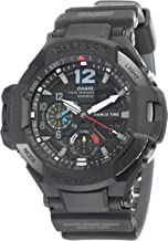 مردان کازینو G-Shock استاد G Gravitymaster Black Watch GA1100-1A1