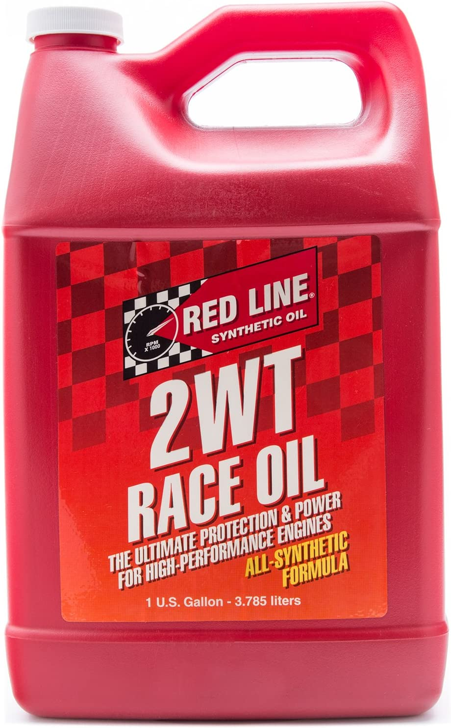 Red Line Max 51% OFF 10205 20WT Race gallon Oil jugs - Special Campaign 1