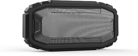 Sharper Image SBT707BK Portable Outdoor Bluetooth Speaker