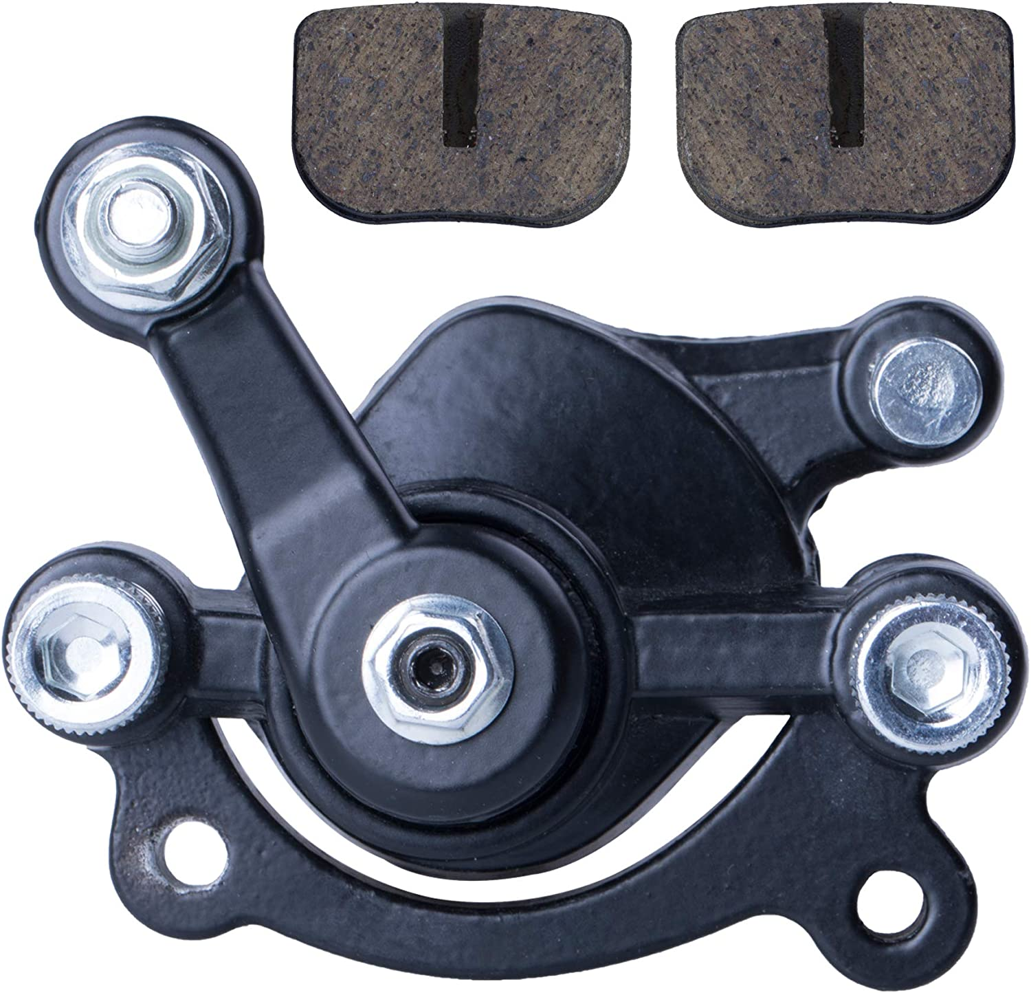 Max 67% OFF MWMNUN Rear Disc Brake Caliper Replaced with Compatible With Jacksonville Mall Pad