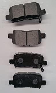 PROFORCE SMD1308 Semi Metallic Disc Brake Pads Set Front Both Left and Right