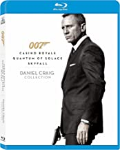 007: Daniel Craig Collection: (Casino Royale / Quantum of Solace / Skyfall)