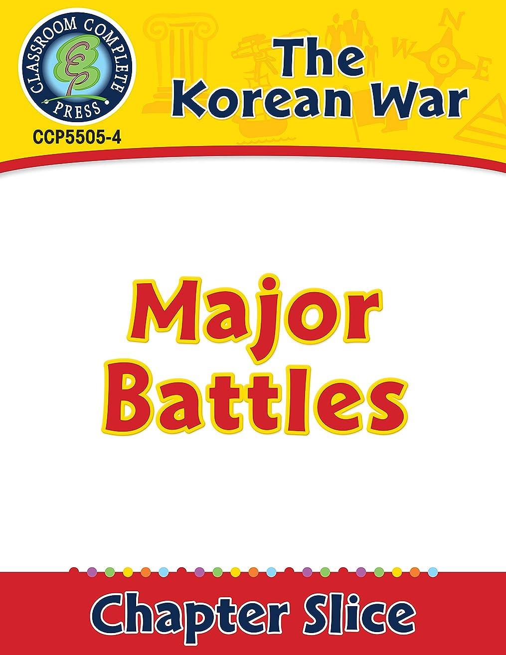 ホステル八百屋さん学者Korean War: Major Battles Gr. 5-8 (English Edition)