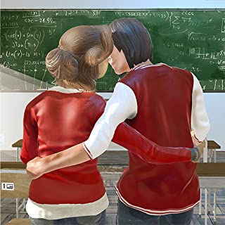 High School- Girl Game 3D