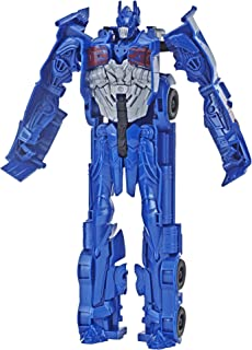 Transformers: Bumblebee -- Titan Changers Optimus Prime