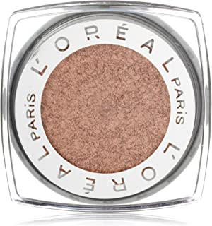 L'Oréal Paris Makeup Infallible 24HR Shadow, luxurious powder-cream eyeshadow, high-pigment color, velvety formula, creamy texture, up to 24hr wear, crease, fade and water proof, Amber Rush, 0.12 oz.