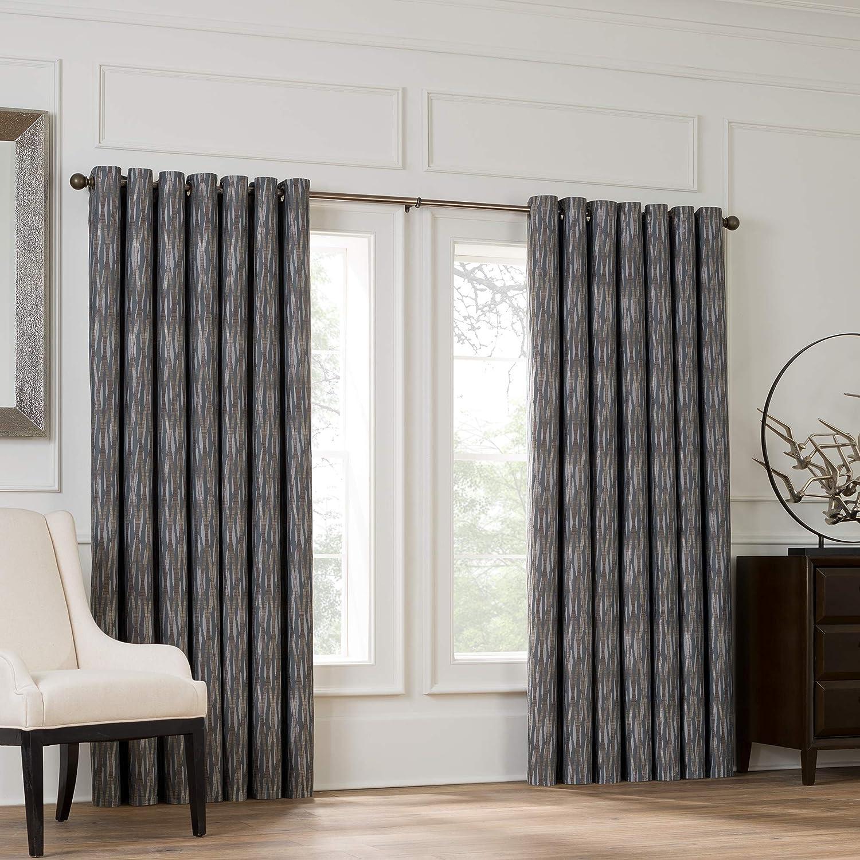 Valeron Lustre Grommet Luxury - Double Pane Window Extra Wide Width Max 53% OFF