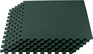 Best green foam mats Reviews