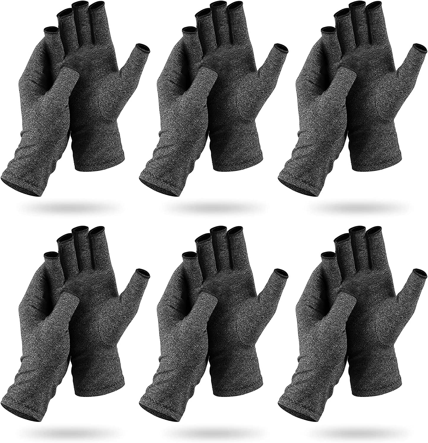 6 Pairs Arthritis Compression Glov Gloves for Women Max Max 59% OFF 86% OFF