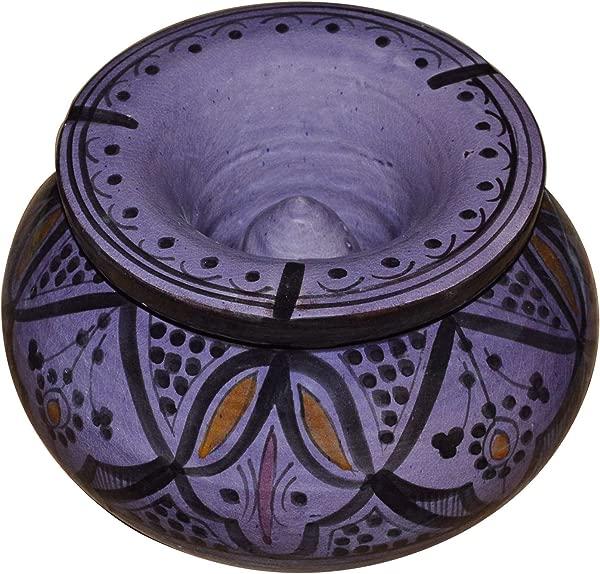 Ceramic Ashtrays Smokeless Exquisite Extra Large Glazes