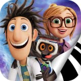 Cloudy with a Chance Of Meatballs Movie Storybook