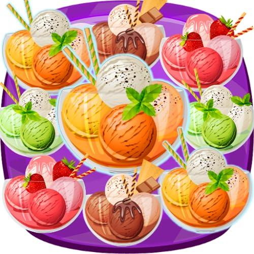 Match 3 Ice Cream