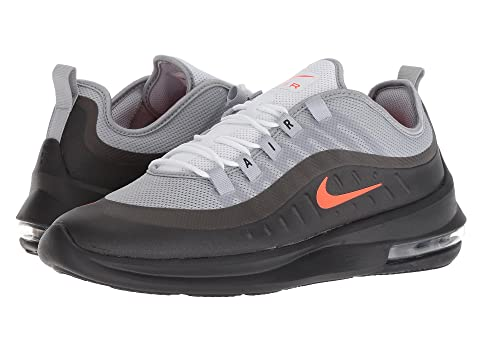 bfead733d71a2e Nike Air Max Axis Wolf Grey Crimson Black Men Running Shoes Sneakers AA2146- 001