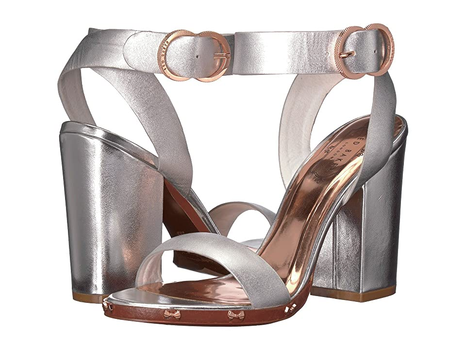 Ted Baker Lylea (Silver Leather) Women
