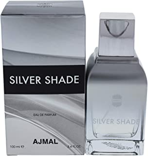Ajmal Silver Shade 3.4 oz Eau De Parfum Spray For Menfree vials