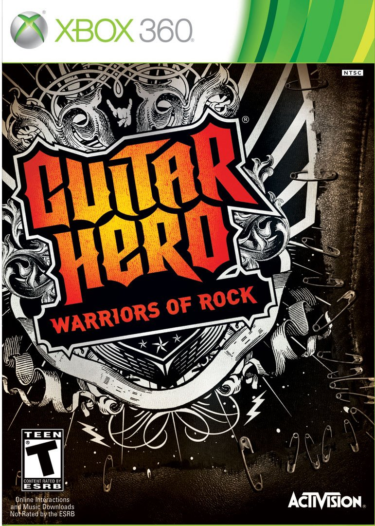 Limited Special Price Guitar Hero: Challenge the lowest price Warriors of Rock Software - Stand-Alone Xbox 360