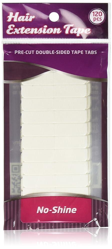 Walker Tape No Shine Bonding Double Sided, 4 cm x 0.8 cm, 120 Piece