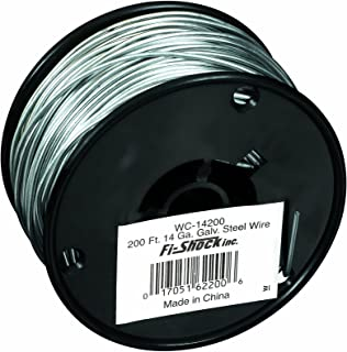 14 gauge galvanized steel fence wire