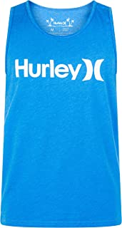 Hurley Men's One and Only Graphic Tank Top
