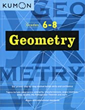 Geometry: Grade 6-8 (Kumon Middle School Geometry) (Kumon Math Workbooks) PDF