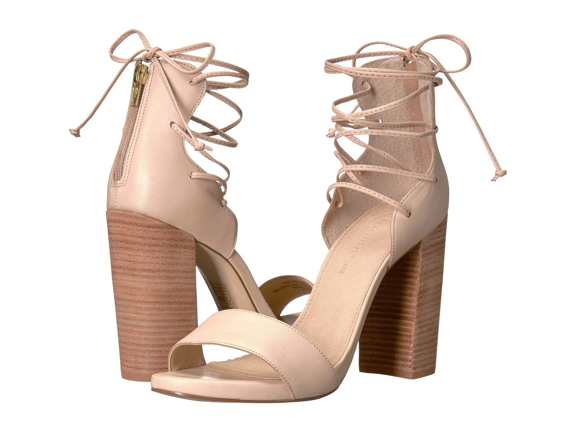 LFL BY LUST FOR LIFE Gaze, Nude Leather