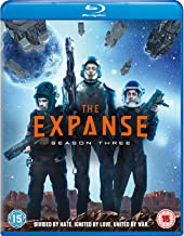 the expanse season 3 blu ray uk