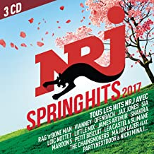 Nrj Spring Hits 2017