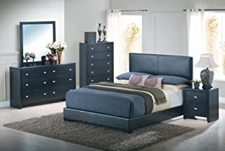 Amazon Com Bedroom Sets 5 Pieces Bedroom Sets Bedroom Furniture Home Kitchen