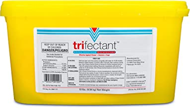 Tomlyn Trifectant Disinfectant Powder, 10lb