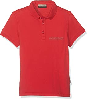 K Evora True Red Polo para Niños