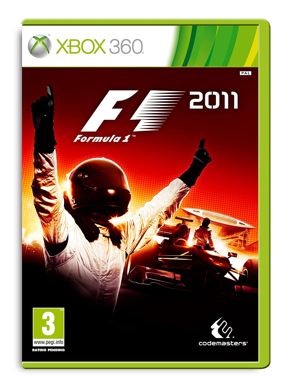 F1 2011 Max 53% OFF XBOX Max 67% OFF